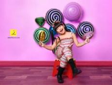 Kids Photography Portfolio idea