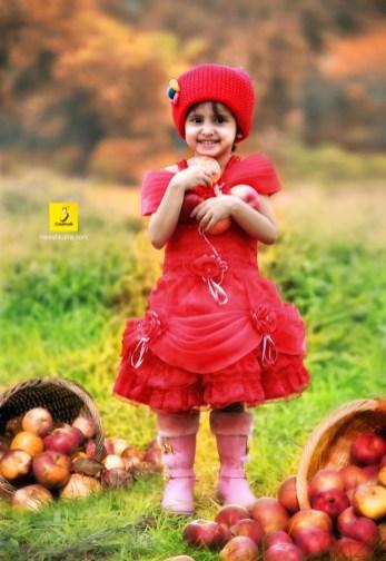 Kid Model portfolio