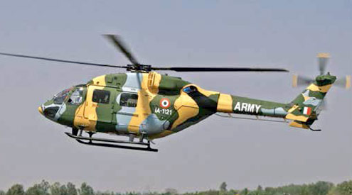 Advanced Light Helicopter Dhruv