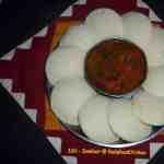 Idli - Sambar