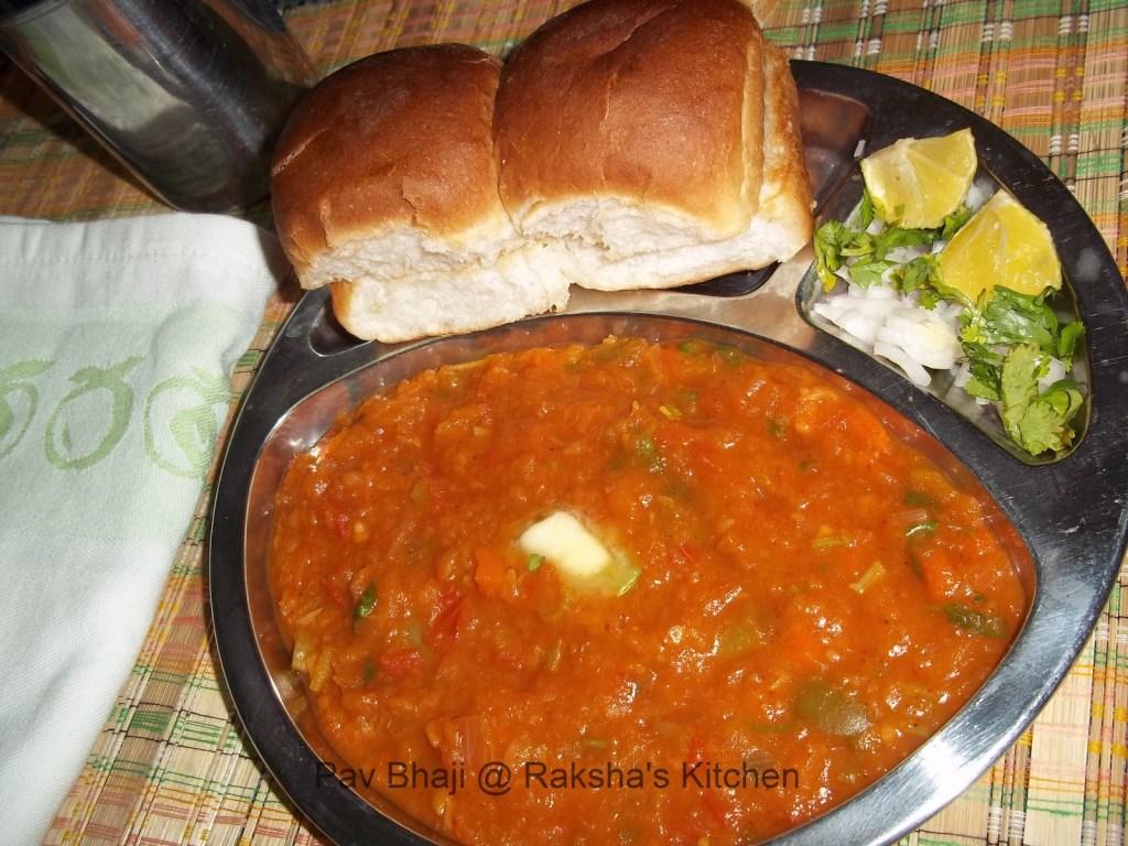 Bombay pav bhaji