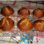 Wheat Flour Cup Cakes