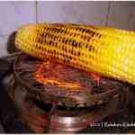 Roasted Sweet Corn on Cobs
