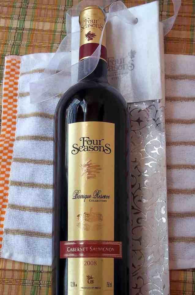 Four Seasons Wine