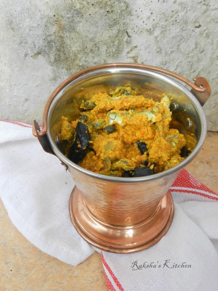 Talle Suke | Sardines Masala Goan Style | Goan Fish Recipes