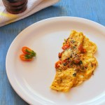 Masala Omelette Recipe Using MyAsusZenFone