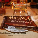 Launch Of Magnum Choco Cappuccino At MasterClass 2.0