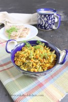 Broccoli Egg Bhurji