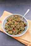 Beetroot Leaves stir fry, Beet greens stir fry, Beet leaves stir fry