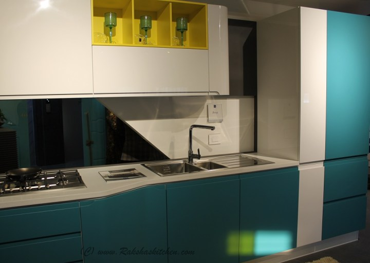Italian Modular Kitchens By Stosa Cucine