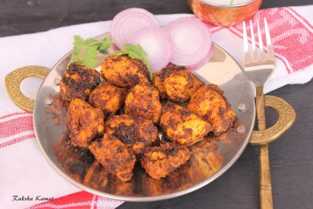 Tawa fried chicken