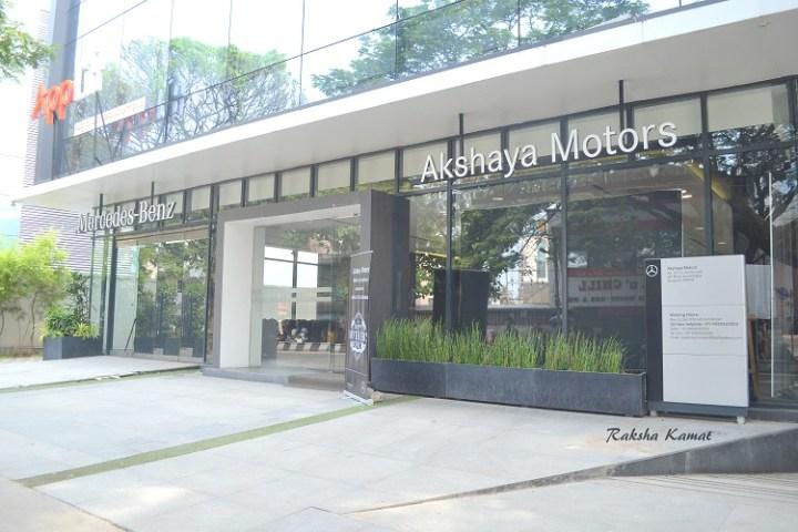 Akshaya Motors, Bengaluru
