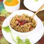 Green Beans Stir Fry, Val papdi Bhaji