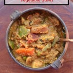Khatkhate (Goan Mixed Vegetable Stew)