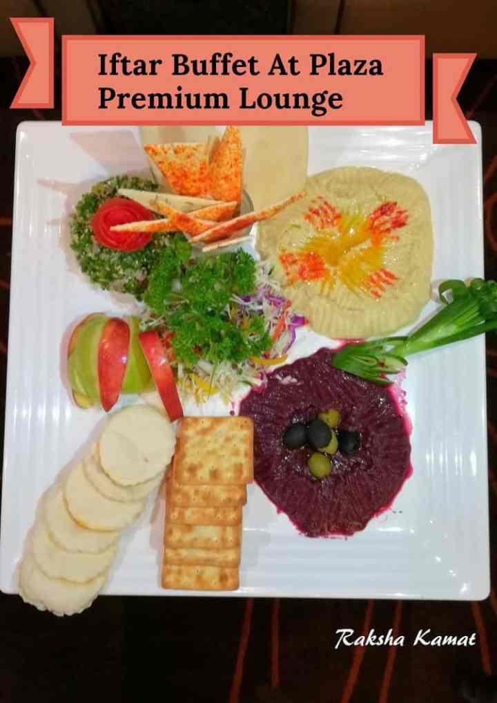 Plaza Premium Lounge, Iftar Buffet