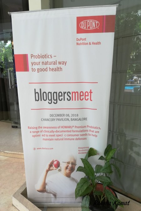 DuPont Probiotics Bloggers Meet