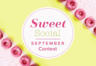Rakuten Canada Sweet Social September Contest