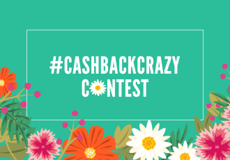 Enter the Spring Edition of Rakuten.ca's Cash Back Crazy Contest! 10 lucky winners will be chosen