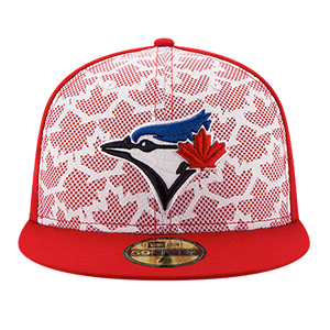 Sport Chek is a great place to shop for Canada 150! Brian's staff pick showcases our great nation + our national baseball team, the Toronto Blue Jays
