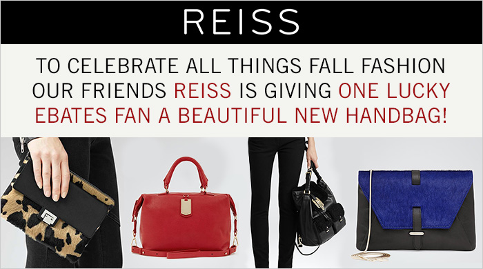 Win a Reiss Handbag!