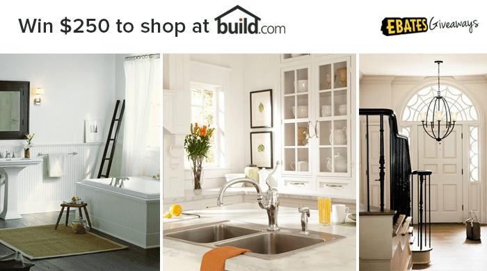 Win $250 to Shop at Build.com!