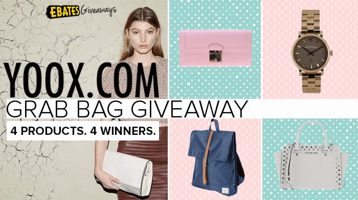 yoox.com Grab Bag Giveaway