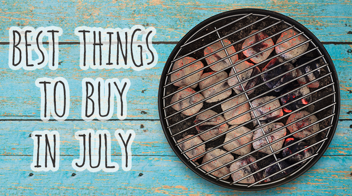 Cheap Tricks: Top 7 Products to Buy in July