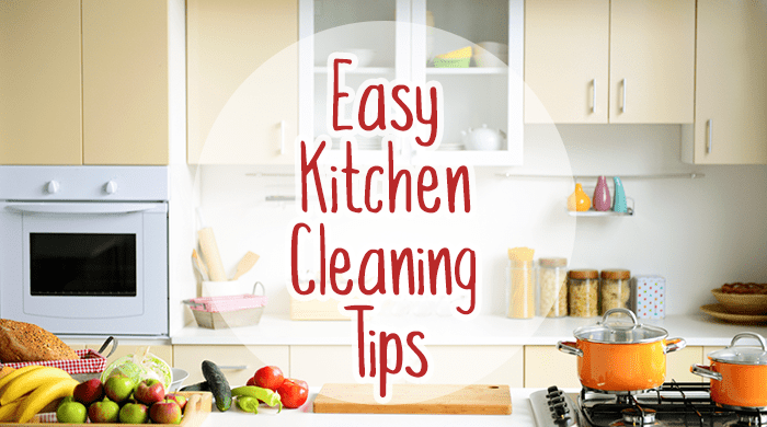 12 Kitchen Cleaning Hacks to Save Minutes and Moolah