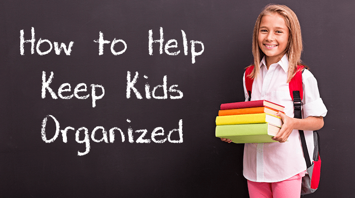 10 Tips for A+ Back-to-School Organization