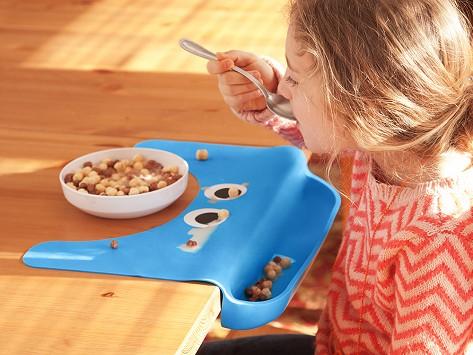 Cibo Reusable Food Catching Placemat