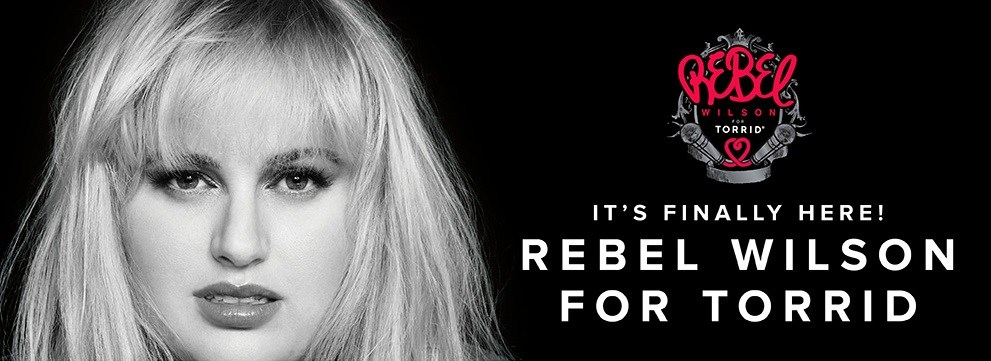 Rebel Wilson Launches Plus Size Clothing Line