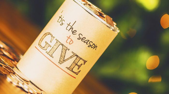 Ebates Adopt a Family Holiday Donation Drive