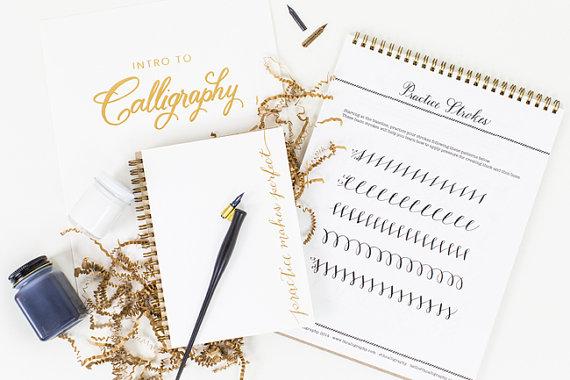 Calligraphy Set