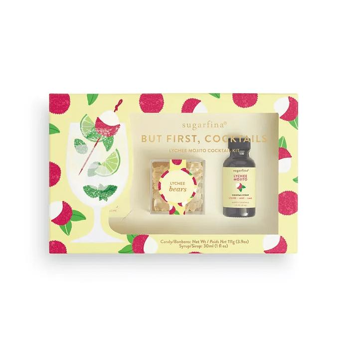 Sugarfina Lychee Mojito Candy Bento Box®, 2 Piece