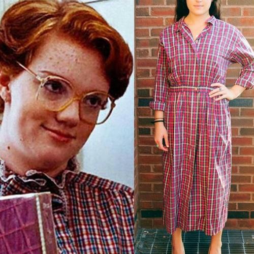 Stranger Things Barb dress