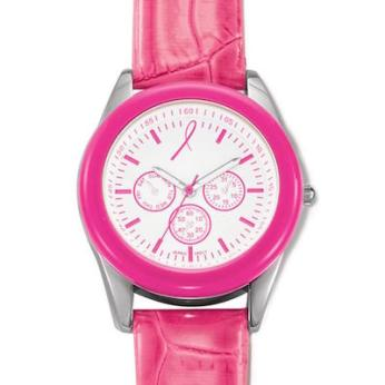 Bright Pink Watch from Avon