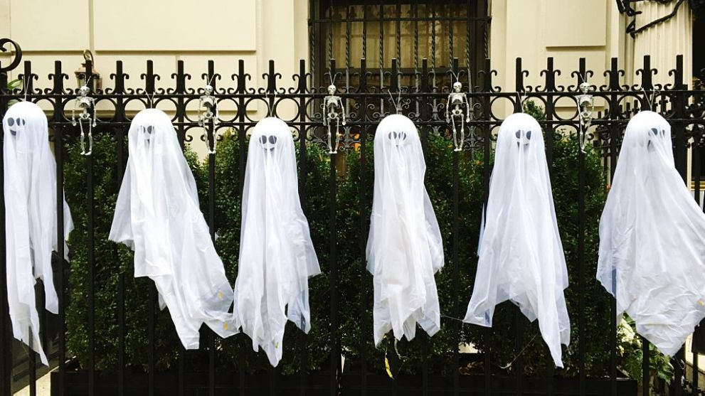 5 Spooktastic Haunted House Ideas