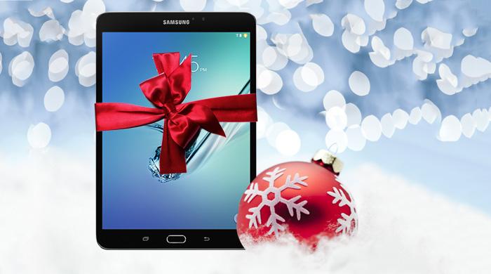 Win a Samsung Galaxy Tab S2!