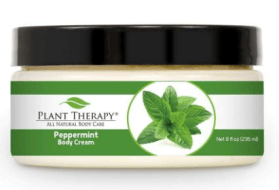 Plant Therapy Peppermint Body Cream
