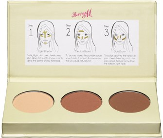 Barry M's Contour Kit