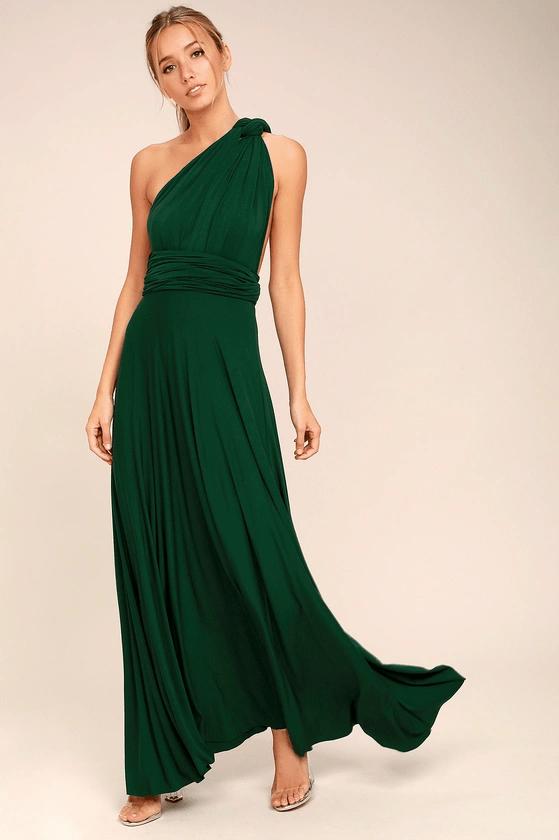 Tricks of the Trade Maxi Dress