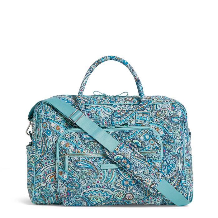 Vera Bradley Iconic Weekender Bag