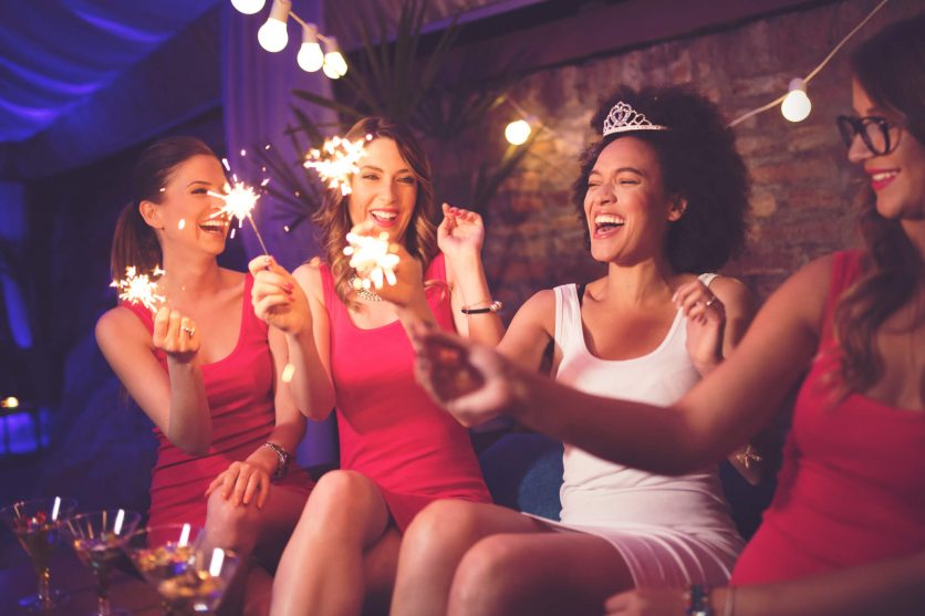 How to Build a Bachelor or Bachelorette Party Survival Kit From Scratch