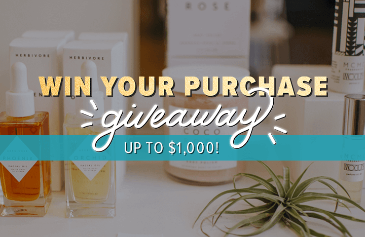 Win Up to $1,000 Cash Back for Black Friday in July!
