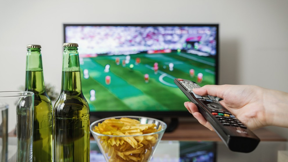 Throw the Ultimate Party for the Big Game