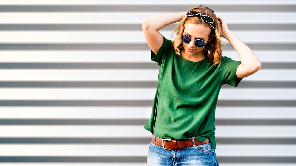 How to Look Posh on St. Patrick's Day