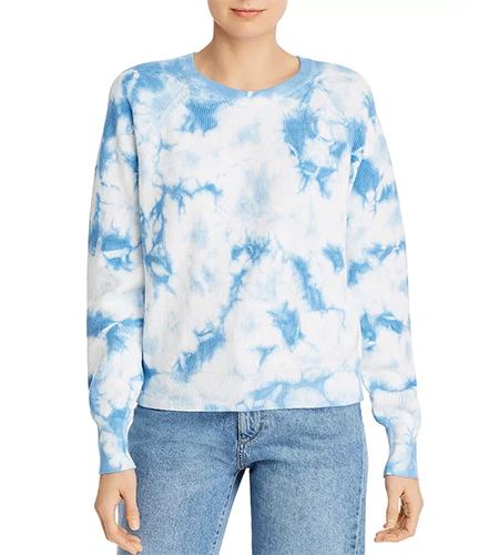 AQUA Tie-Dye Sweater