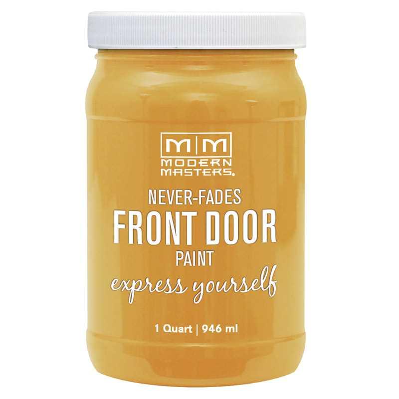 Modern Masters Door Paint