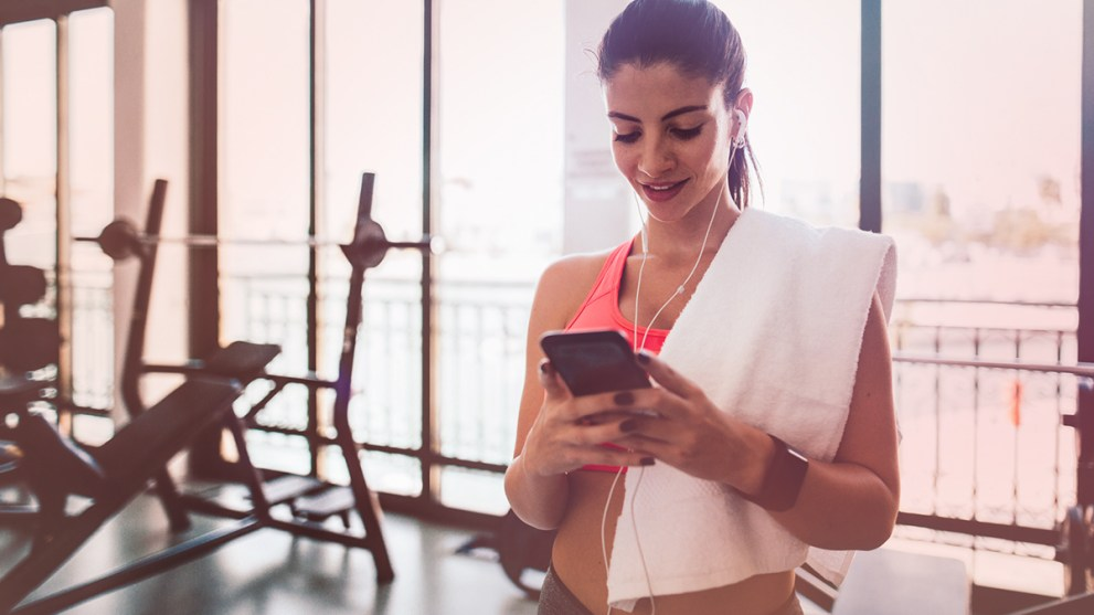 The Top-Rated Fitness Apps You Need to Get Yourself Moving and Stay That Way