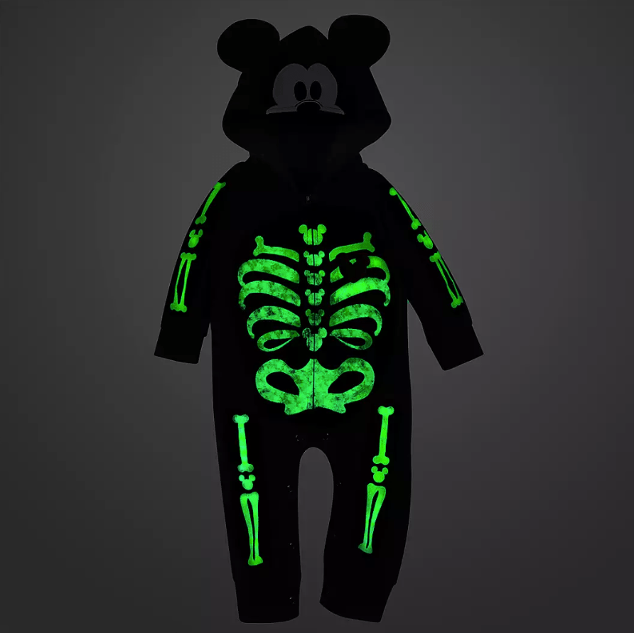 Mickey Mouse Halloween Romper for Baby